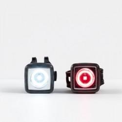 Bontrager Ion R/ Flare R City Usb Light Set
