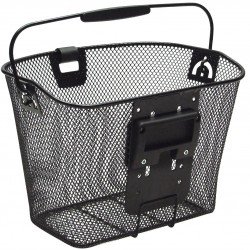 Rixen & Kaul Uni Mesh Front Basket With KF850 Adapter