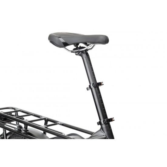 Tern HSD S8I Electric Bike Black