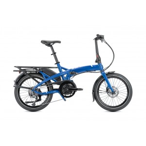 Tern Vektron Q9 Electric Bike Blue Folding